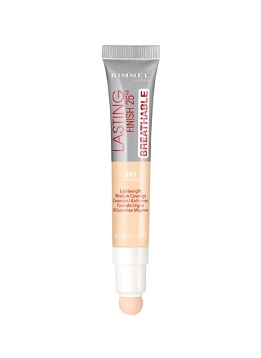Rimmel London Lasting Finish 25Hr Breathable Concealer  - 001 Light Ivory -Rimmel London